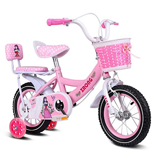 AJZGF Kinderfahrrad Prinzessin Student Fahrrad...