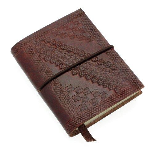 Fair Trade Kleinen geprägten Notizbuches – 75 X...