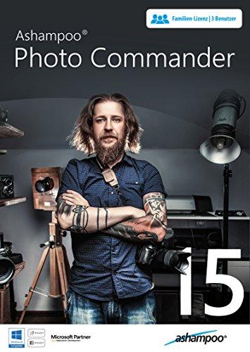 Photo Commander 15 - die ideale Bildbearbeitung...
