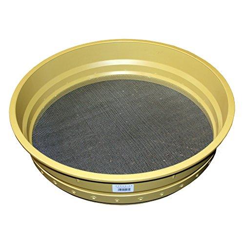 Sandsieb 2 mm/Ø 500 mm, Drahtgewebe, verzinkt