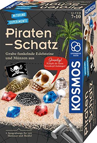 KOSMOS 657888 Piraten-Schatz Experimentierset,...