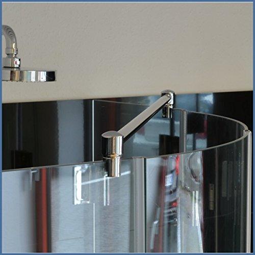 Stabilisationsstange für Eck-Duschen, Haltestange...