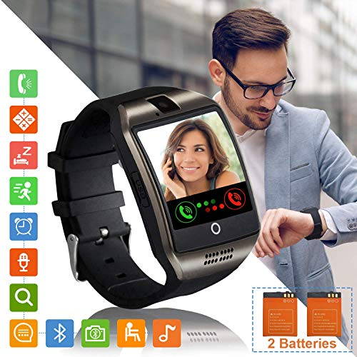 Smartwatch Fitness Armband Uhr mit Schrittzähler...