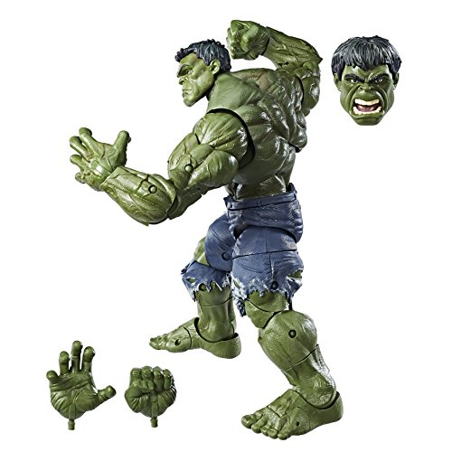 Hasbro Marvel C1880EU4 -Legends Hulk 12 Zoll,...