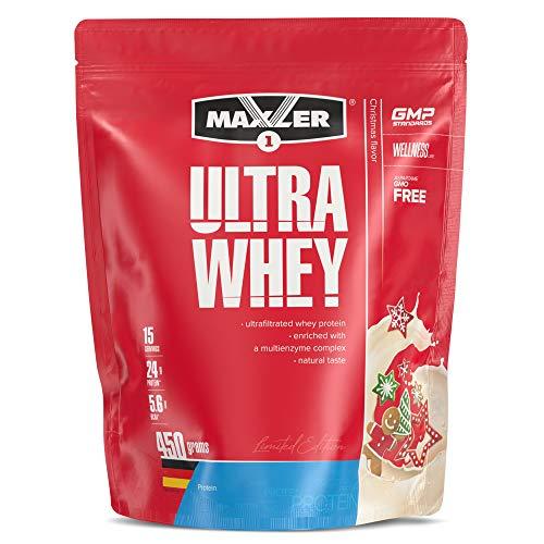 Maxler Ultra Whey Protein Pulver - Natürlich...