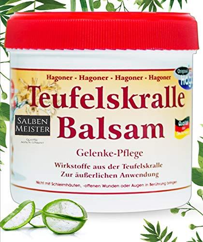 Teufelskralle-Balsam mit Aloe-Vera, Lavendelöl,...