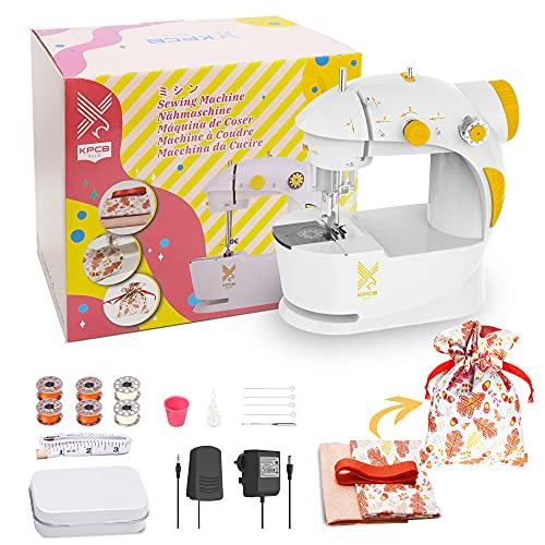 KPCB Nähmaschine für Kinder mit Weihnachtstasche...