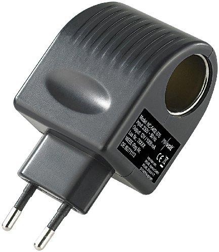 revolt 12V Adapter: Mini-Spannungswandler, 230/12...