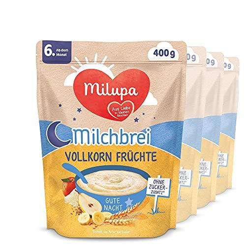 Milupa Milchbrei Vollkorn Früchte, Babybrei ohne...