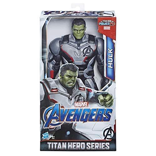 Avengers Endgame Titan Hero Deluxe Hulk, 30 cm...
