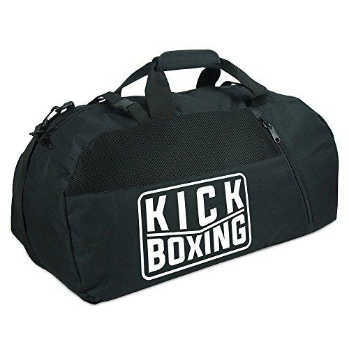 LNX Rucksack Tasche 2in1 Kickboxing (002) L
