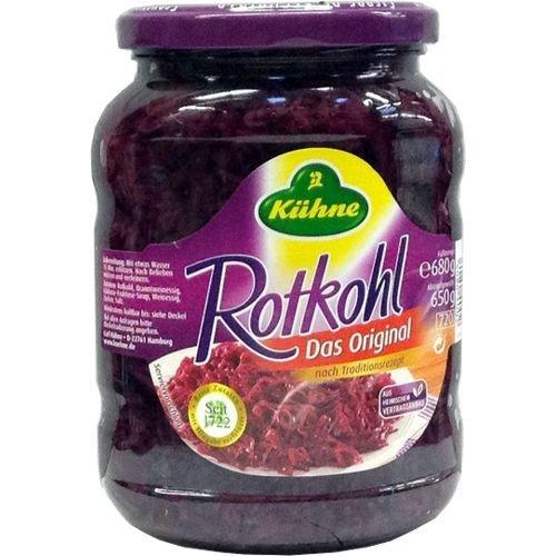 Kühne Rotkohl 720ml