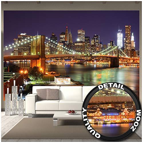 GREAT ART Fototapete – New York – Wandbild...