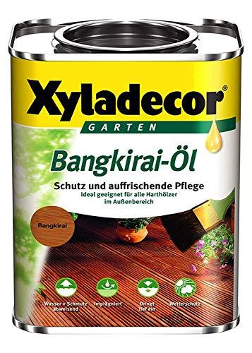 Xyladecor 5089014 Bangkiraiöl 5 L Bangkirai-Öl...