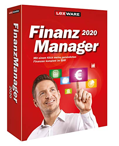 Lexware FinanzManager 2020|Minibox|Einfache...