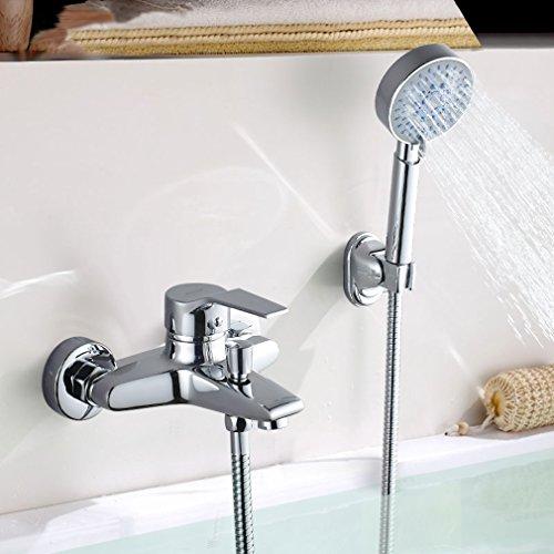Elegant Zeitgenössische Chrom Armatur Badewanne...