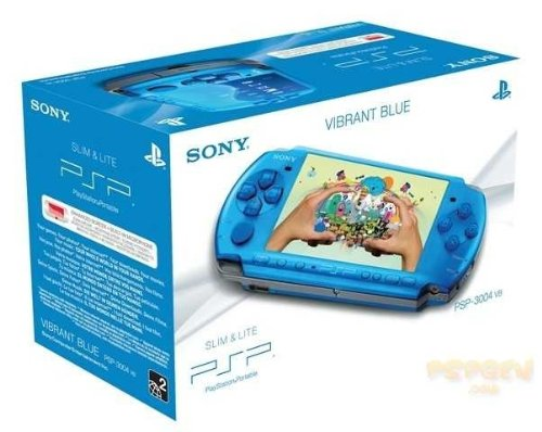 PlayStation Portable - PSP Konsole Slim & Lite...