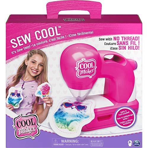 Cool Maker Sew Cool Kinder-Nähmaschine für...