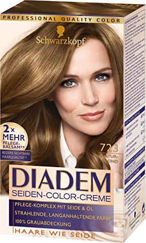 Schwarzkopf Diadem Seiden-Color-Creme, 723...