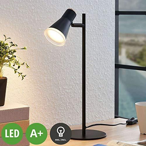 Lindby LED Tischlampe 'Michiko' (Modern) in...