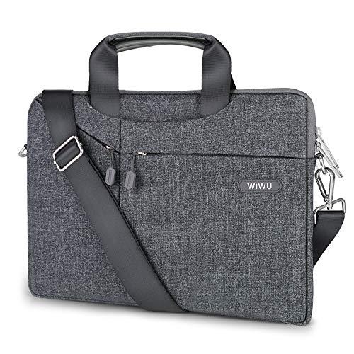 EKOOS 13 Zoll Laptop Notebook Schultertasche, 3...