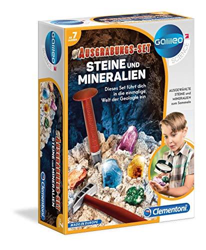 Clementoni 69940 Galileo Science Ausgrabungs-Set...