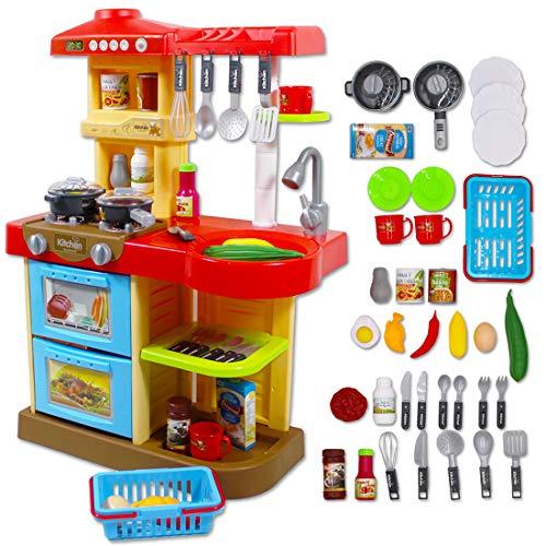 "deAO Kinder-Küchenspielset ""My Little..."