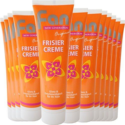 Fan Frisiercreme das Original | Haar-Creme 100 ml...