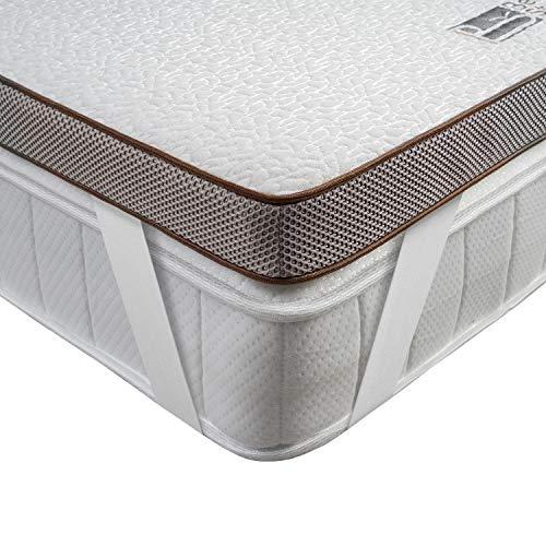 BedStory Matratzentopper 140 x 200 cm, 5cm Höhe...