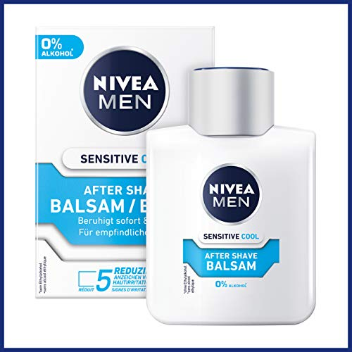 NIVEA MEN Sensitive Cool After Shave Balsam im 1er...