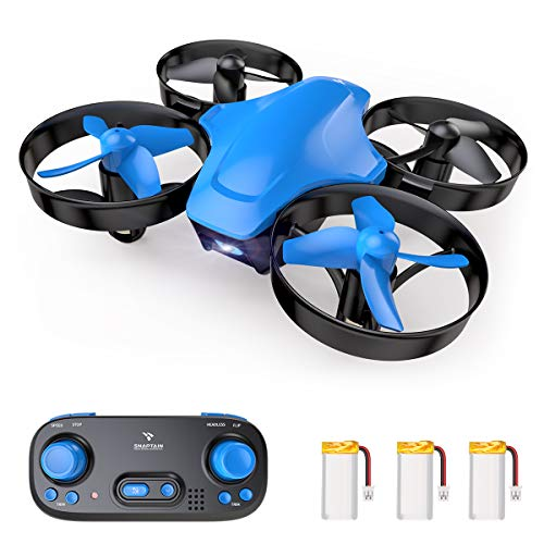 SNAPTAIN SP350 Mini Drohne, Quadrocopter mit 3...