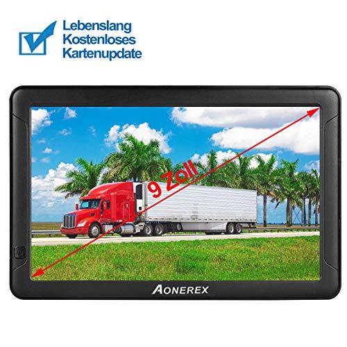 GPS Navi Navigation für Auto LKW PKW Aonerex 9...