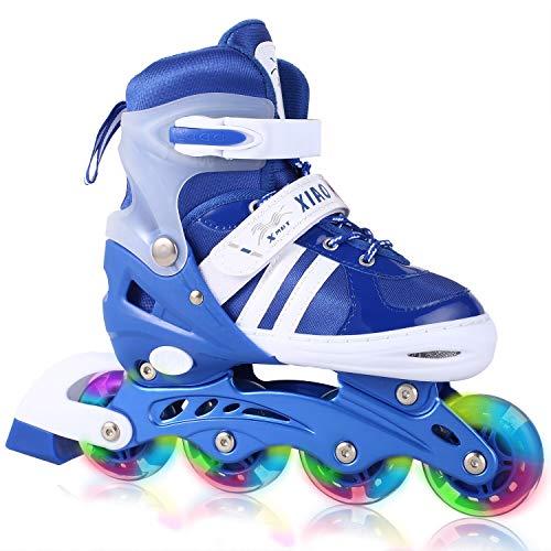 WeSakte Inline Skates Kinder/Jungen/Mädchen...