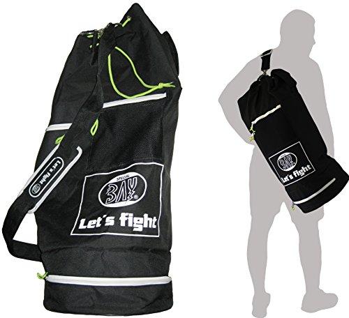 BAY XL Sporttasche 'LET´S FIGHT' im Seesack Syte...