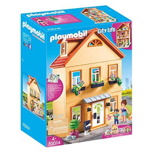 PLAYMOBIL City Life 70014 Mein Stadthaus, Ab 4...