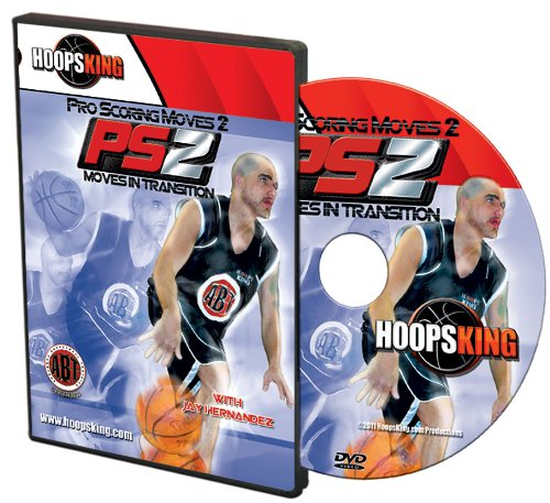 HOOPSKING Pro Scoring Moves 2 Offensive Basketball...