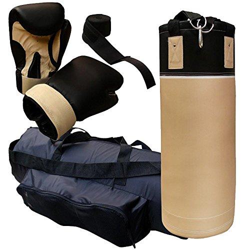 ScSPORTS Boxsack-Set, für Jugendliche und Kinder,...