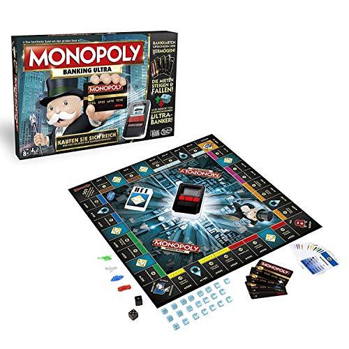 Hasbro Monopoly Banking Ultra - Klassiker der...