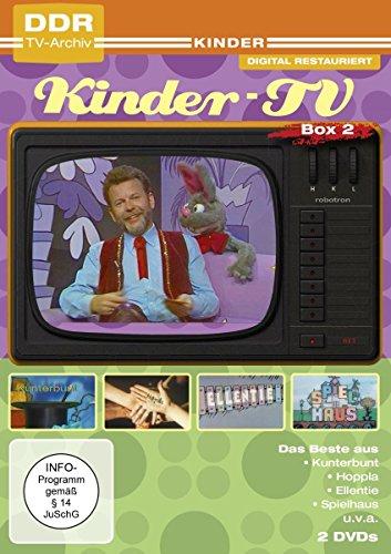 Das Beste aus dem Kinder-TV Box 2 (DDR-TV-Archiv)...