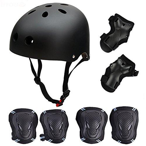 Skateboard/Skate Protection Set mit Helm –...