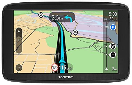 TomTom Start 62 Pkw-Navi (6 Zoll, mit Lebenslang...