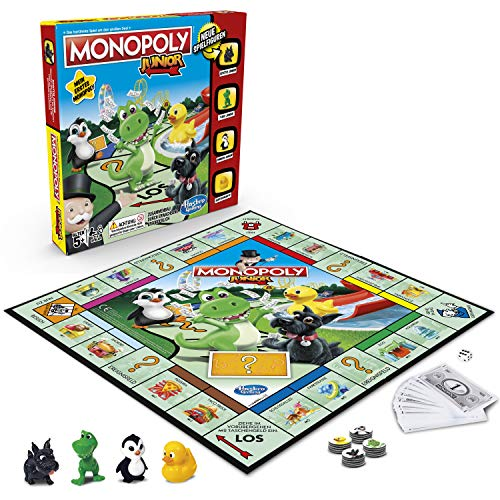 Hasbro Gaming A6984594 Monopoly - Junior, der...