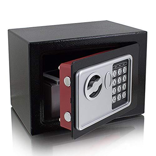 Safe Tresor elektronisch Minisafe Wandtresor...
