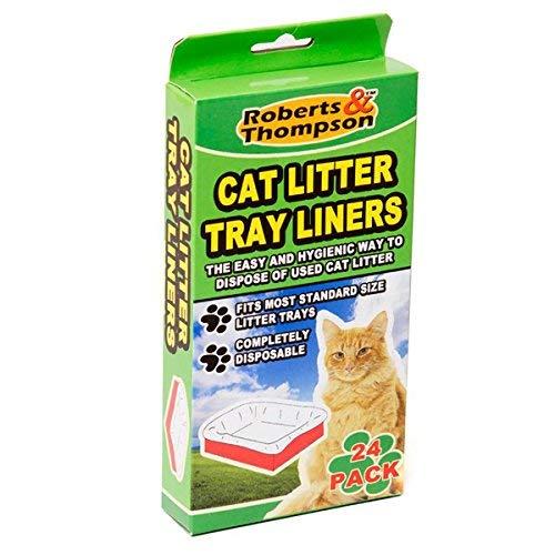 Katze Katzentoilette Inliner-Beutel