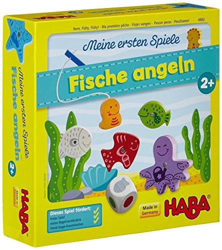 Haba 4983 - Meine ersten Spiele Fische angeln,...