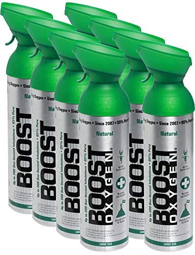 Reiner Sauerstoff in der Dose – 72 Liter...