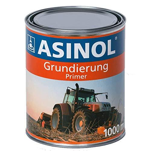 ASINOL GRUNDIERUNG GRAU 1000 ml Kunstharzlack...