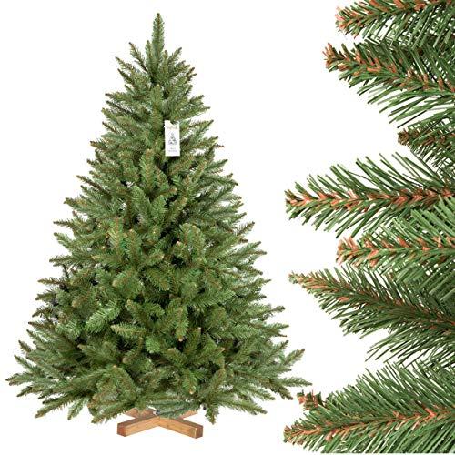 FairyTrees künstlicher Weihnachtsbaum FICHTE...