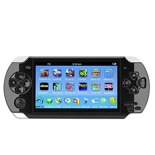 QUMOX 4,3 'Portable 8 GB 32Bit Handheld PSP...