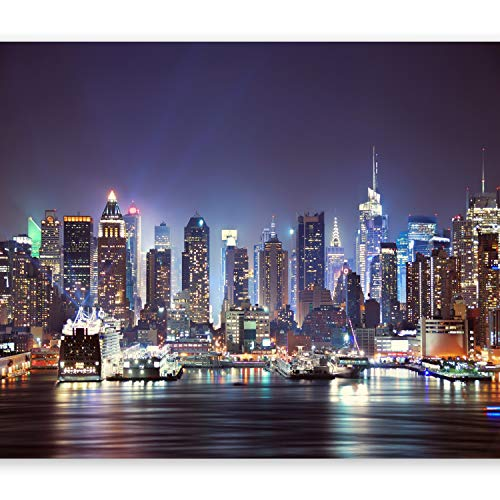 murando Fototapete New York 400x280 cm Vlies...
